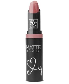 RK By Kiss Matte Lipstick RMLS02 Nude Rose