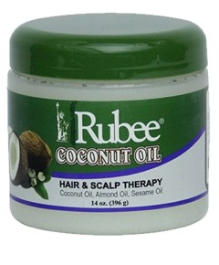 Rubee Cocount Oil Hair And Scalp Therapy