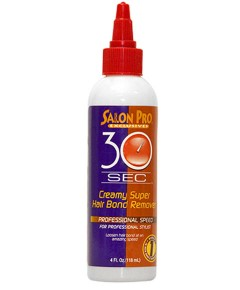 Salon Pro 30 Sec Creamy Super Hair Bond Remover