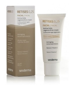 Retises Facial Antiwrinkle Regenerative Cream