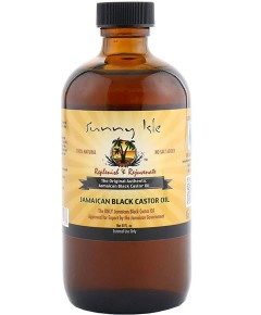 Jamaican Black Castor Oil