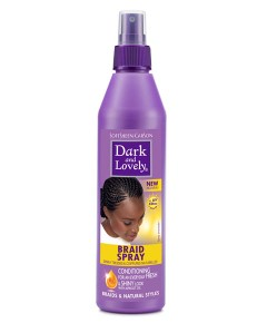 Dark And Lovely Braid Spray