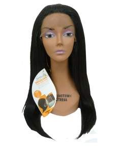 Brazilian Remi Deep Part Blended HH Candy Swiss Lace Wig