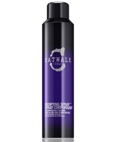 Catwalk Bodifying Spray For Impeccable Volume