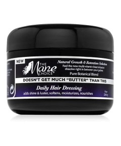 Doesnt Get Much Butter Than This Daily Hair Dressing