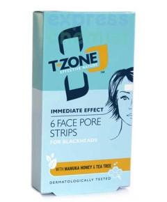 Immediate Effect 6 Face Pore Strips