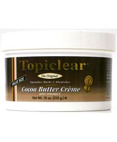 Topiclear Cocoa Butter Creme