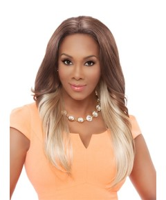Pure Stretch Cap Syn Tracy Lace Front Wig