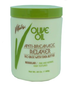 Vitale Olive Oil Anti Breakage No Base Relaxer With Shea Butter