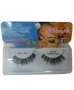 Victorus Natural Forbidden Eye Lashes  VC 43
