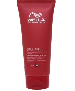 Professionals Brilliance Colour Enhancing Conditioner For Coarse Unruly Hair