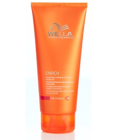 Professionals Enrich Moisturising Conditioner For Fine To Normal Hair