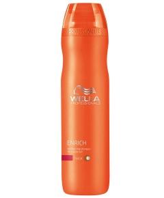 Professionals Enrich Moisturising Shampoo For Coarse Hair