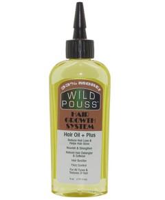 Wild Pouss Hair Growth System Hair Oil Plus