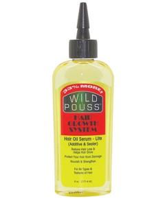Wild Pouss Hair Growth System Hair Oil Serum Lite