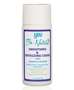 You Be Natural Smoothing And Defrizzing Creme
