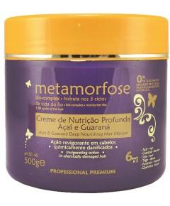 Metamorfose Acai And Guarana Deep Nourishing Hair Masque