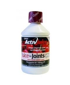 Active Juice For Joints With Sour Cherry Juice