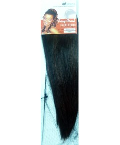Easy Comb Drawstring Ponytail Syn Hackney Girl