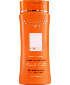 Aliya Carotiq Carrot Intense Lotion