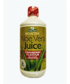 Aloe Pura Aloe Vera Juice Cranberry Flavour
