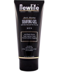 Anti Bump Shaving Gel For Men