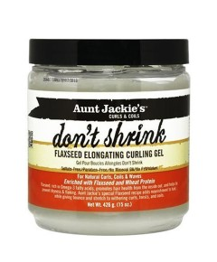 Aunt Jackies Dont Shrink Flaxseed Elongating Curling Gel