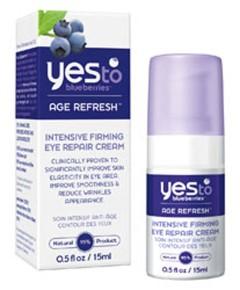 Blueberries Age Refresh Intensive Firming Eye Repair Cream