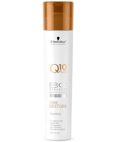 Bonacure Hairtherapy Q10 Plus Time Restore Shampoo