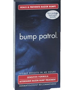 Bump Patrol Sensitive Aftershave Treatment