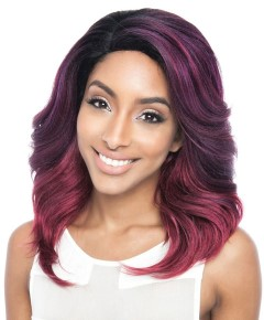 Brown Sugar Style Mix HH BS119 Wig