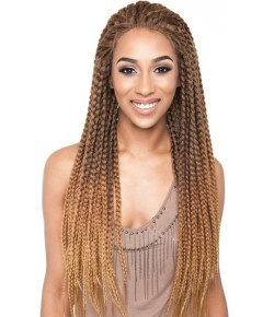 Red Carpet Premiere Lace Front Wig Syn RCP730 Justice Braids