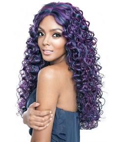 Brown Sugar Glueless Lace HH BSG209 Pasadena Lace Front Wig