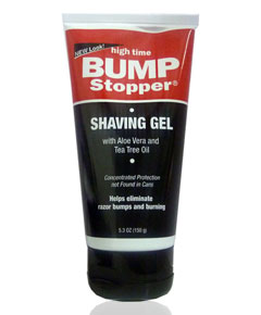 High Time Shaving Gel With Aloe Vera And Tea Tree Oil