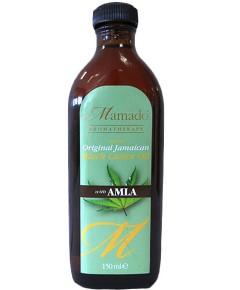 Natural Original Jamaican Black Castor Oil With Amla
