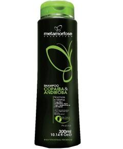 Metamorfose Copaiba And Andiroba Shampoo