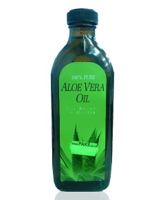 Hundred Percent Pure Aloe Vera Oil For Beauty And Health