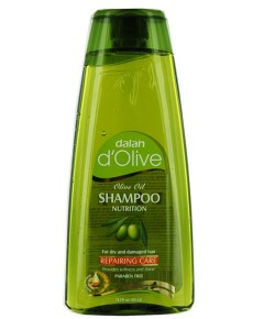 D Olive Olive Oil Repairing Care Shampoo