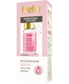 Delia Cosmetics Lifting Face And Neckline Serum