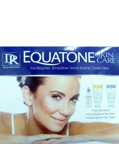 Dr Equatone Skin Care Clarifying Skin Treatments 3 Product Value Set