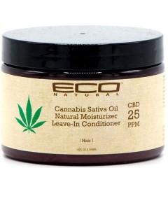 Eco Natural Cannabis Sativa Oil Leave In Conditioner