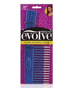 Evolve Ultra Styling Comb 4153