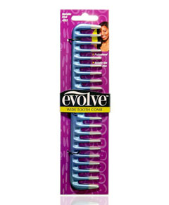 Evolve Wide Tooth Comb 4553