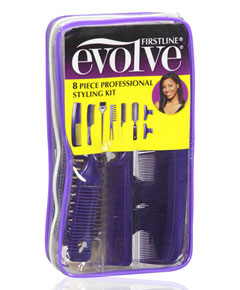 Evolve 8 Piece Professional Styling Kit