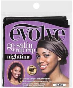 Evolve NightTime Go Stain Wrap Cap