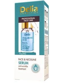 Delia Cosmetics Filling Face And Neckline Serum