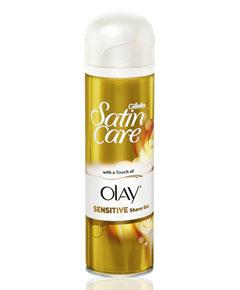 Satin Care Sensitive Shave Gel