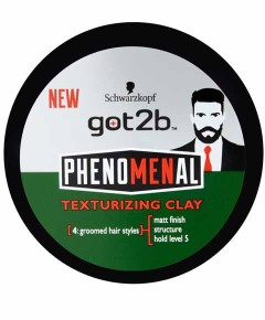 Got2b Phenomenal Textrurizing Clay