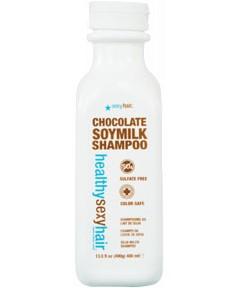 Healthy Chocolate SoyMilk Shampoo