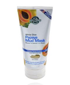 Hollywood Style White Glow Papaya Mud Mask